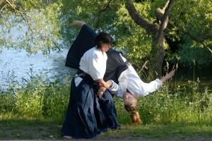 Aikido - Fotograf: Magnus Hartman