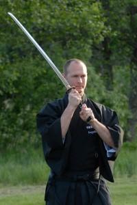 Iaido - Fotograf: Magnus Hartman