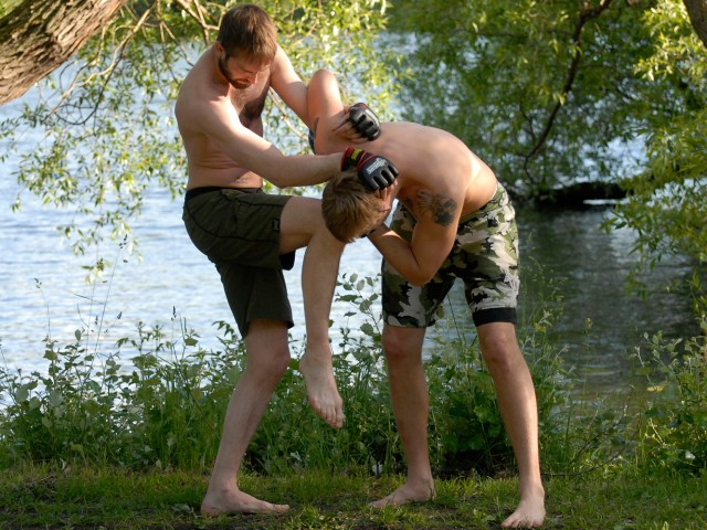 Mixed Martial Arts - Fotograf: Magnus Hartman