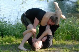 Submission Wrestling - Fotograf: Magnus Hartman